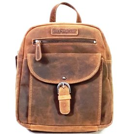 HillBurry Leather backpack HillBurry