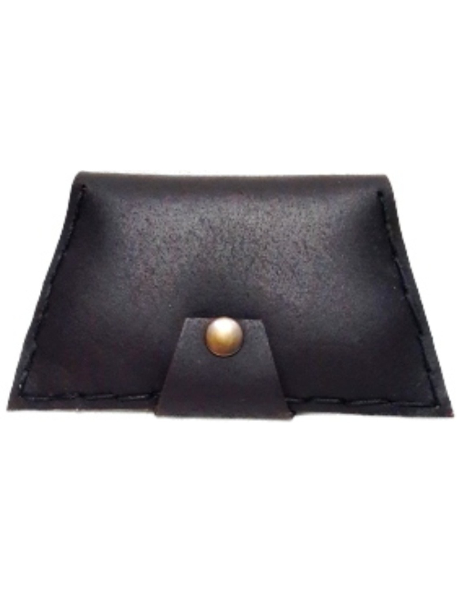 Antonio Duran Leather Wallets - Leather handmade coins wallet
