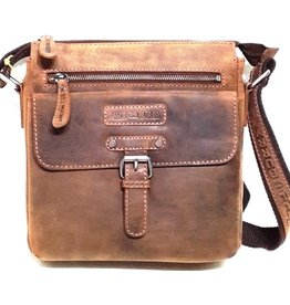 HillBurry Hillburry leather shoulder bag 4095