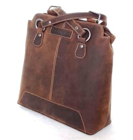 Huttman Sold out - Hütmann leather backpack brown 4065