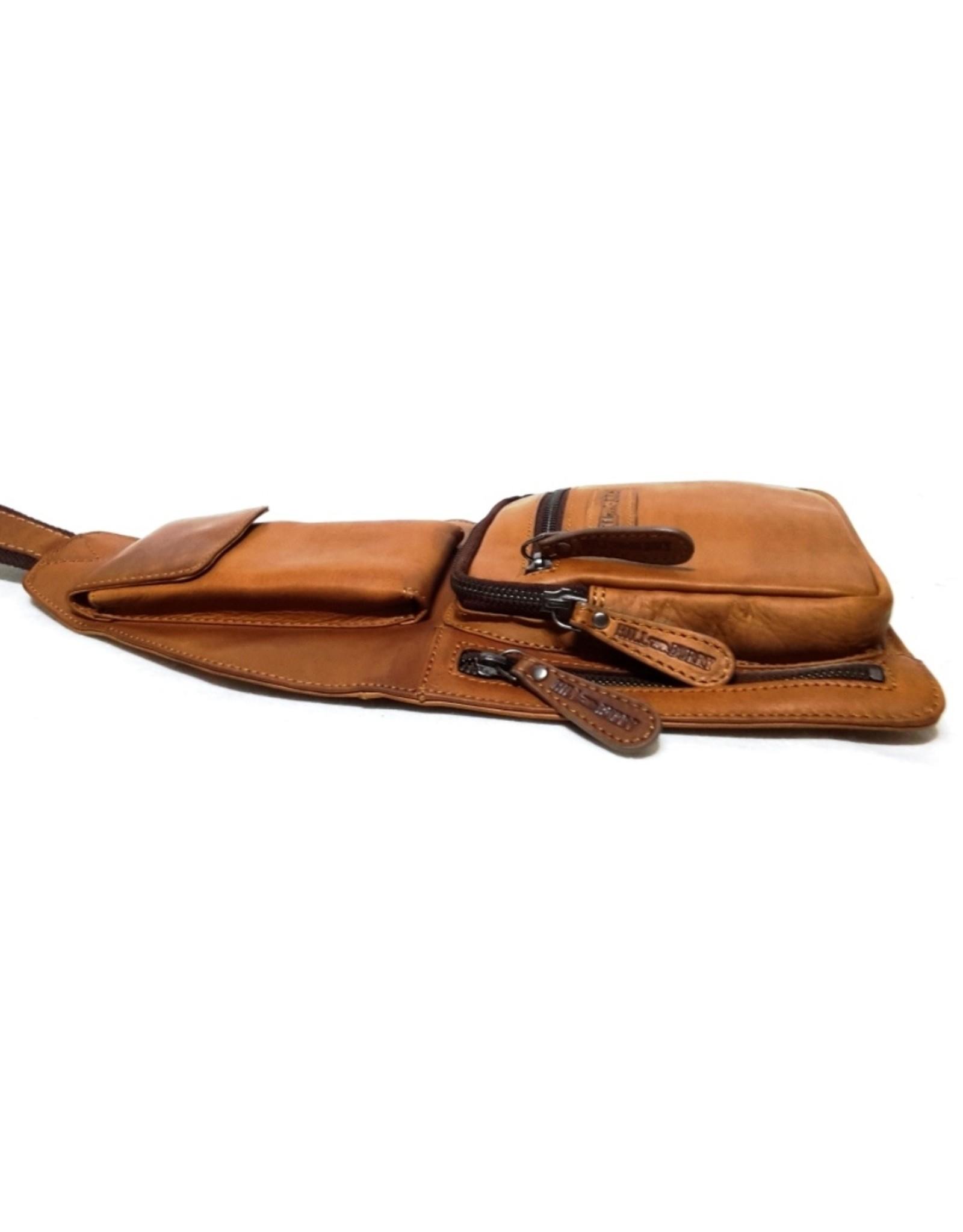 HillBurry Leather bags - Hillburry leather crossbody bag 3338