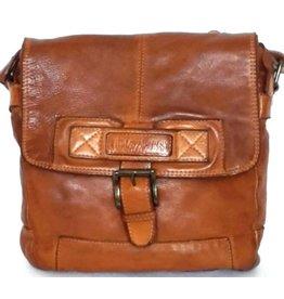 HillBurry HiiBurry crossbody bag (washed leather)