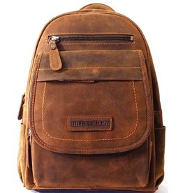 HillBurry Hillburry backpack Buffalo leather brown