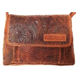HillBurry Hillburry leather shoulder bag 3182f-ta