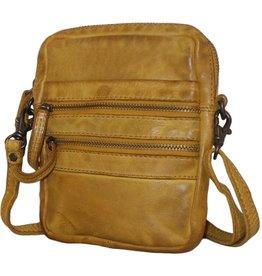Bear Design Bear Design shoulder bag - belt bag Vikas (ocher yellow)
