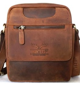Hunters Hunter crossbody bag with rounded corners (tan)