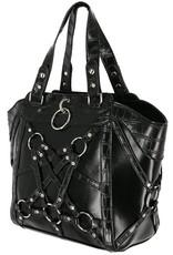 Restyle Gothic tassen Steampunk tassen - Gothic shopper Crocodile Tears - Restyle