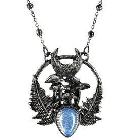Restyle Moonstone necklace Magic Forest - Restyle