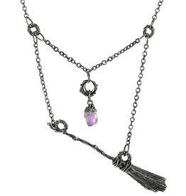 Restyle Ketting Witch Broomstick  - Restyle