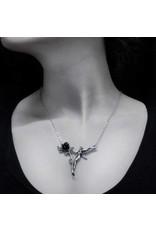 Alchemy Gothic jewellery Steampunk jewellery -   Fantasy Fairy Necklace Faerie Glade - Alchemy