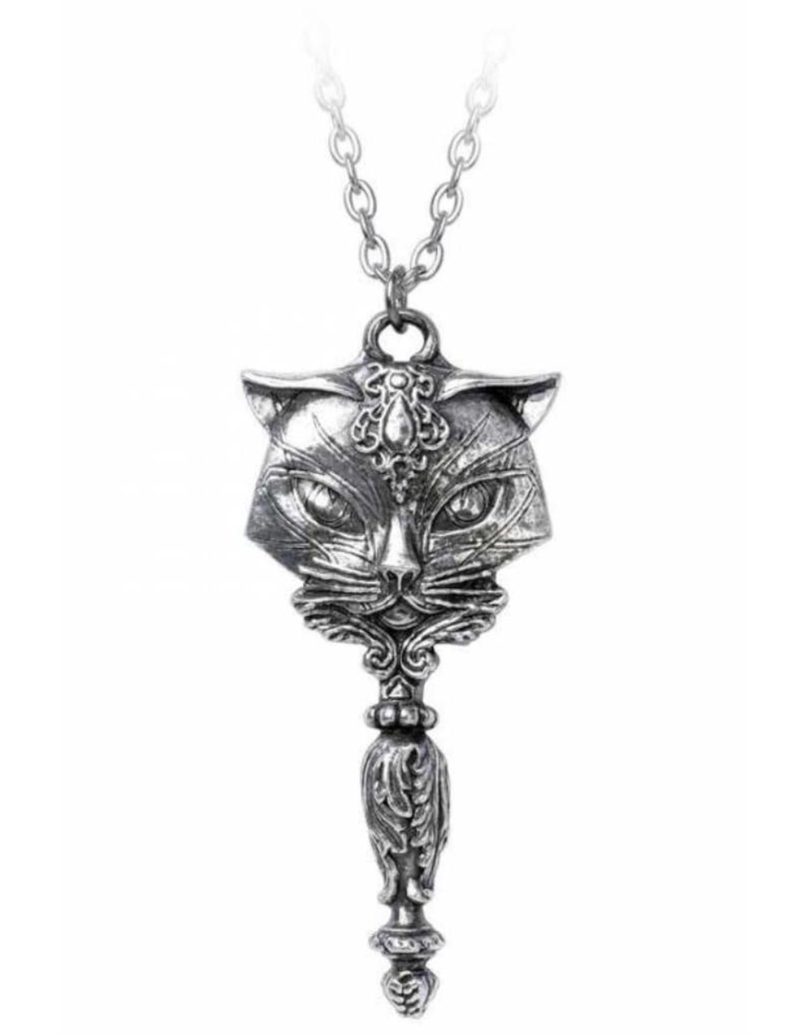 Alchemy Gothic sieraden Steampunk sieraden - Sacred Cat Vanitas - Alchemy