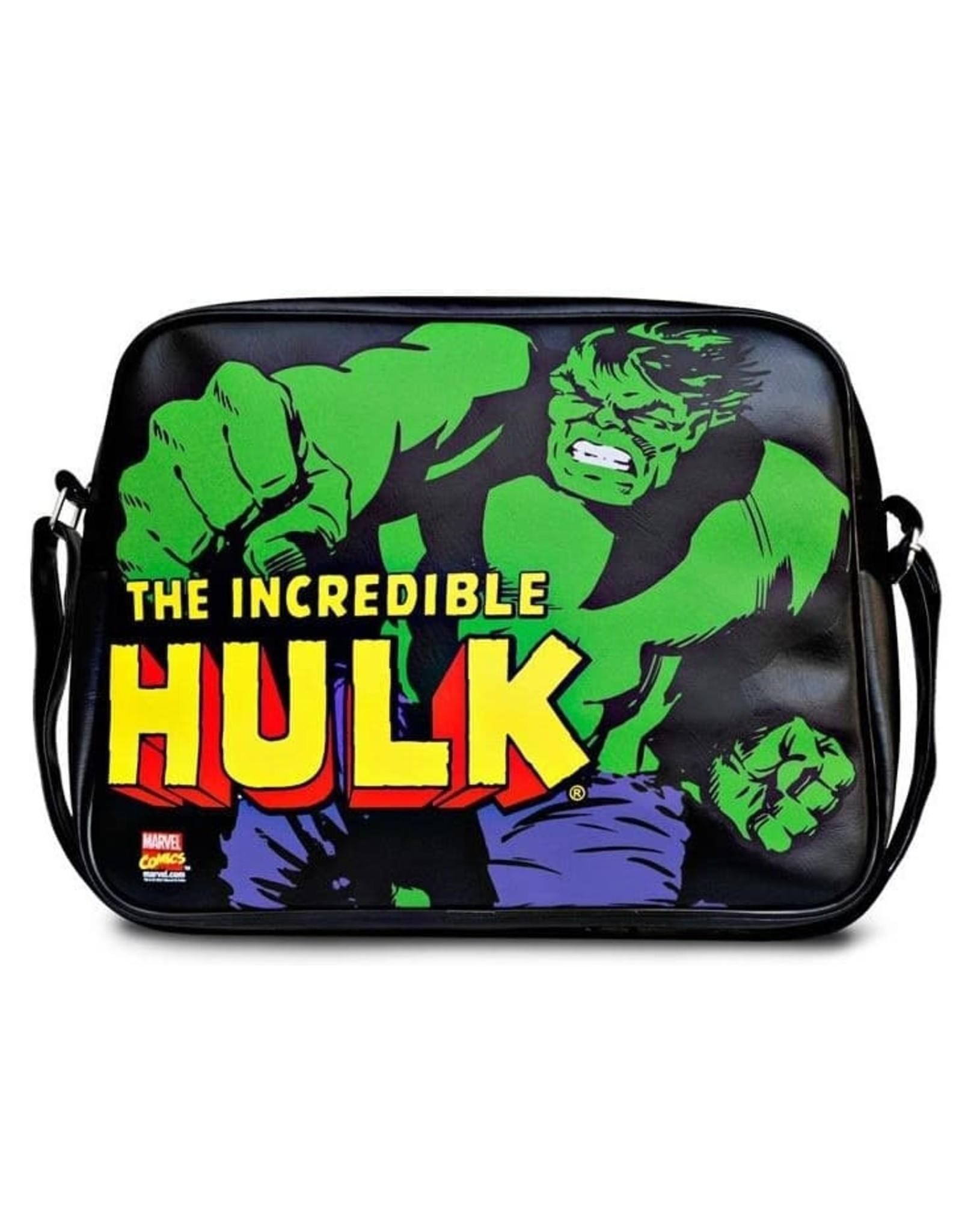 Marvel Marvel tassen - Marvel messenger tas Hulk retro