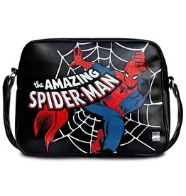 Marvel Marvel messenger tas Spiderman retro