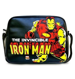 Marvel Marvel messenger bag Iron Man retro