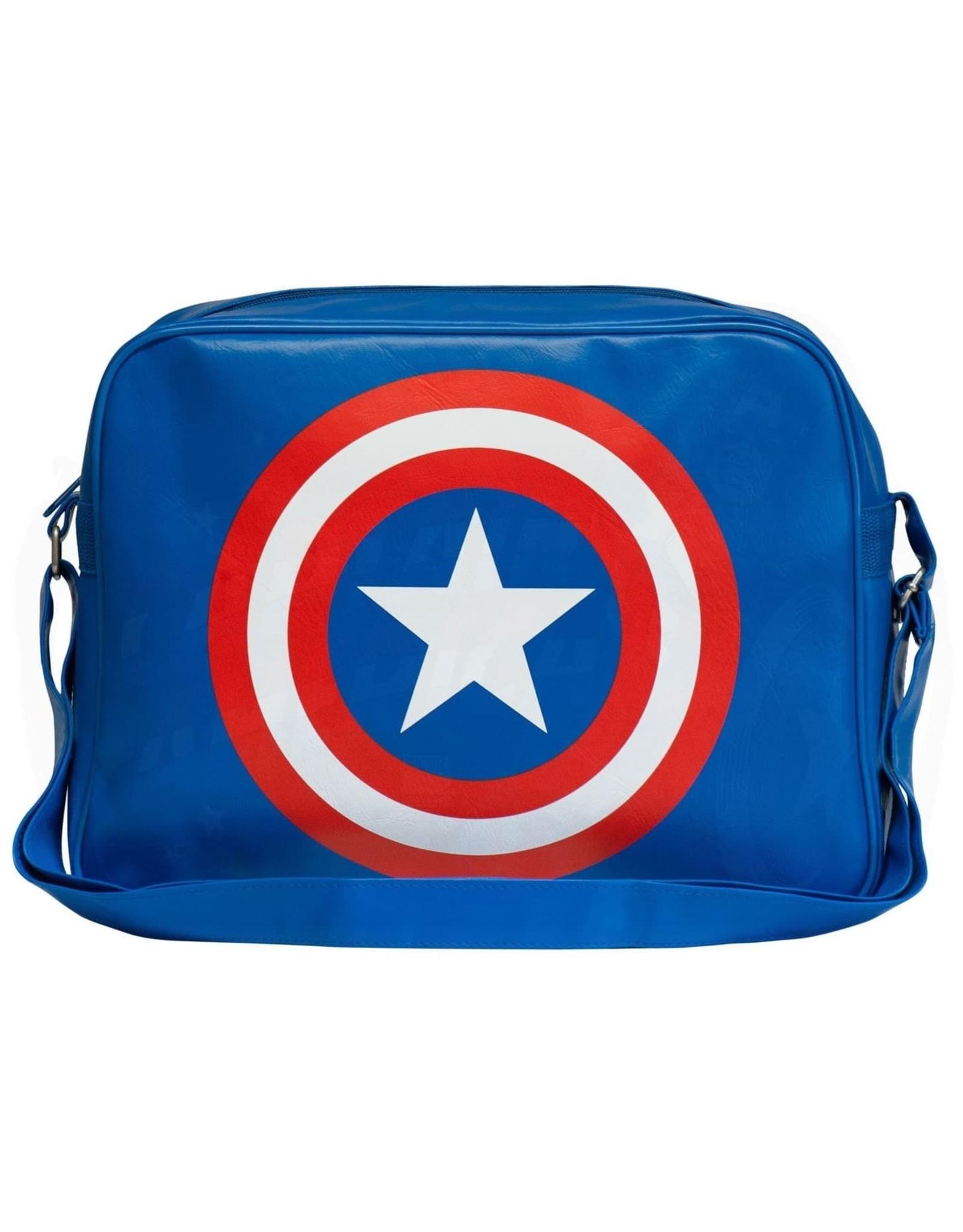 Marvel Marvel tassen en portemonnees - Marvel Messenger tas Captain America