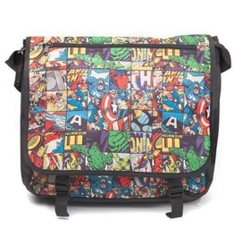 Marvel Marvel Comics All Over Comic Style messenger bag