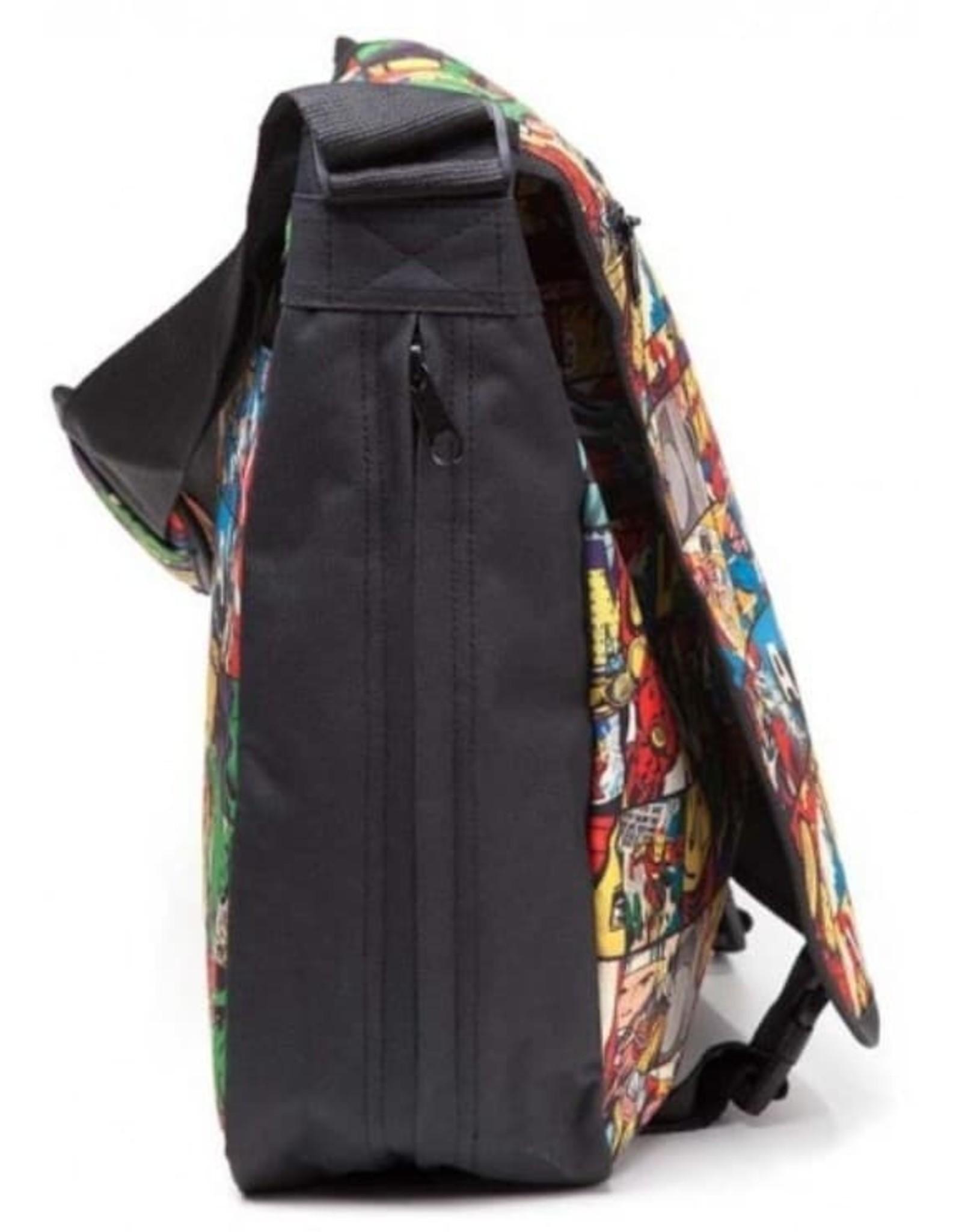 Marvel Marvel tassen - Marvel Comics All Over Comic Style messenger bag