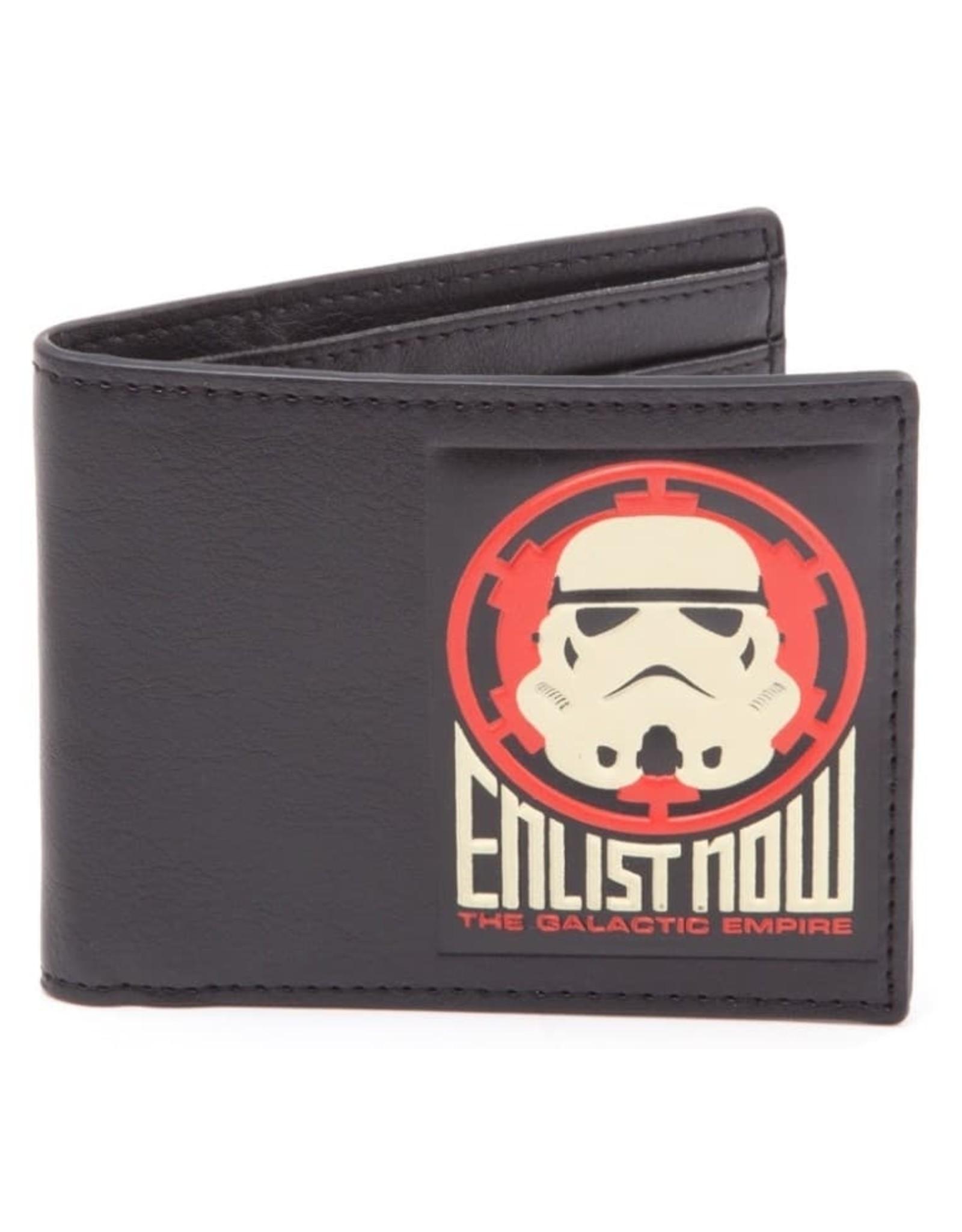 Star Wars Star Wars tassen - Star Wars The Galactic Empire portemonnee