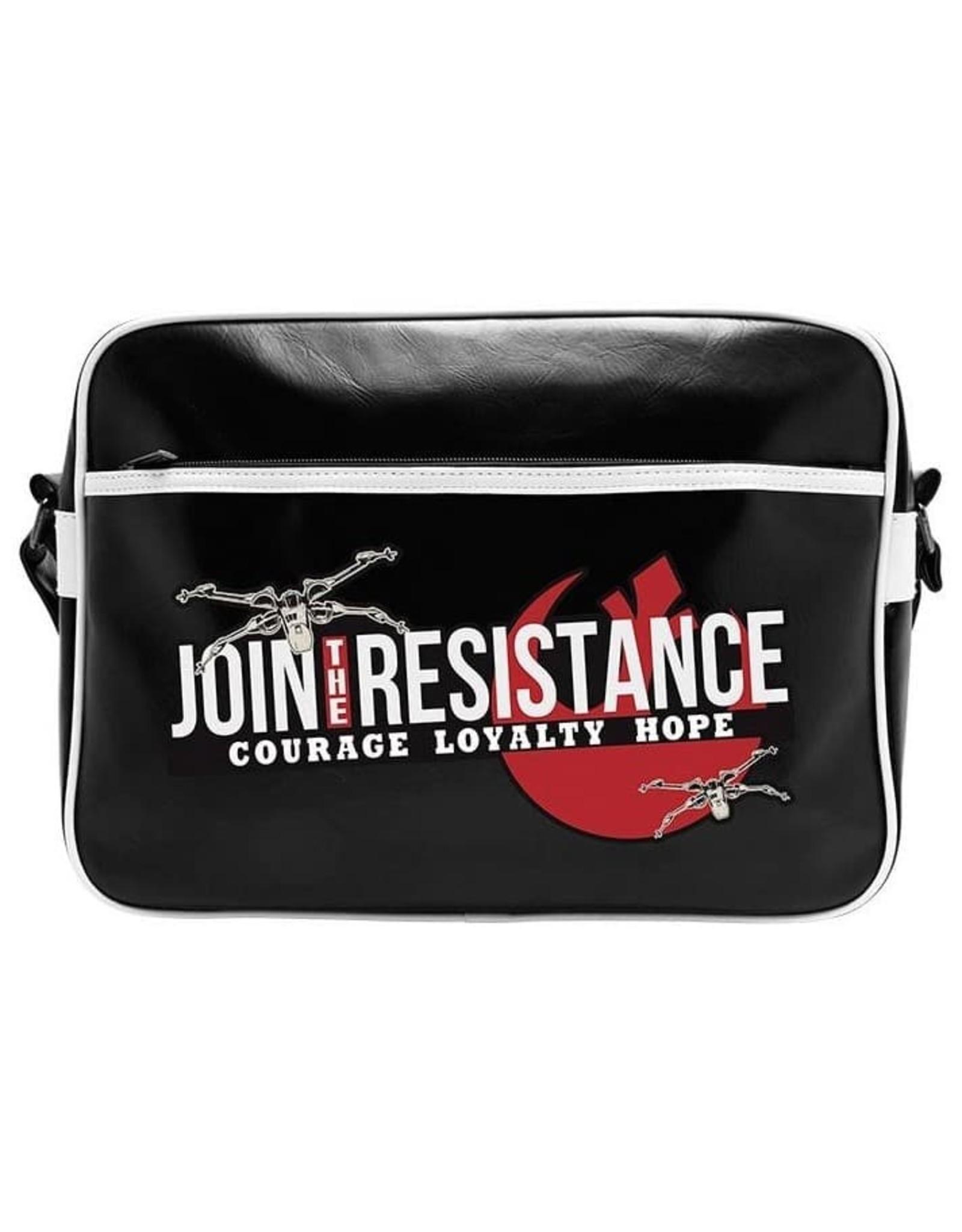 Star Wars Star Wars tassen - Star Wars  Join The Resistance Messenger tas