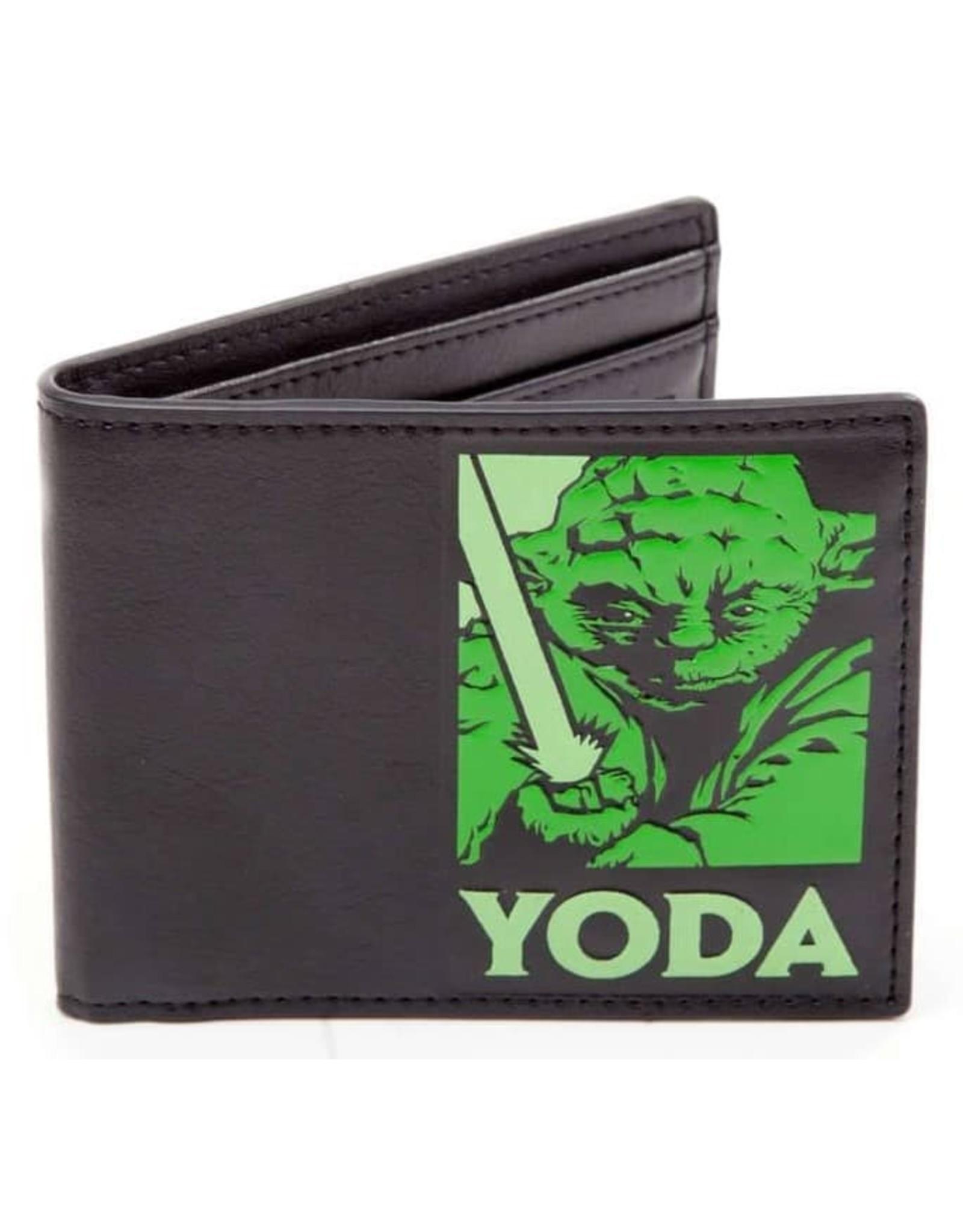Star Wars Star Wars tassen - Star Wars Master Yoda Portemonnee