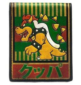 Nintendo Nintendo Bowser Kanji Portemonnee