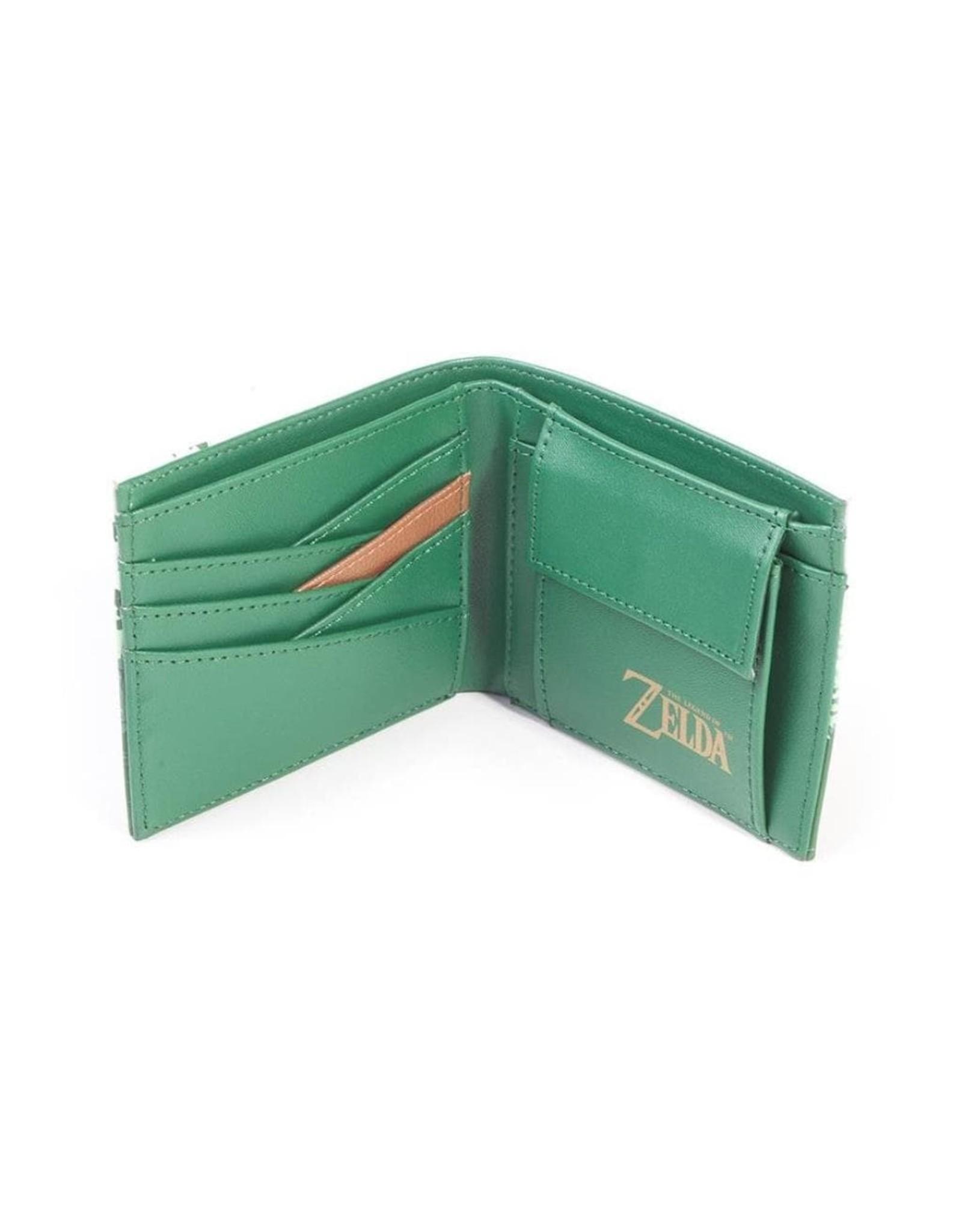 Zelda Merchandise wallets - The Legend of Zelda Forest wallet