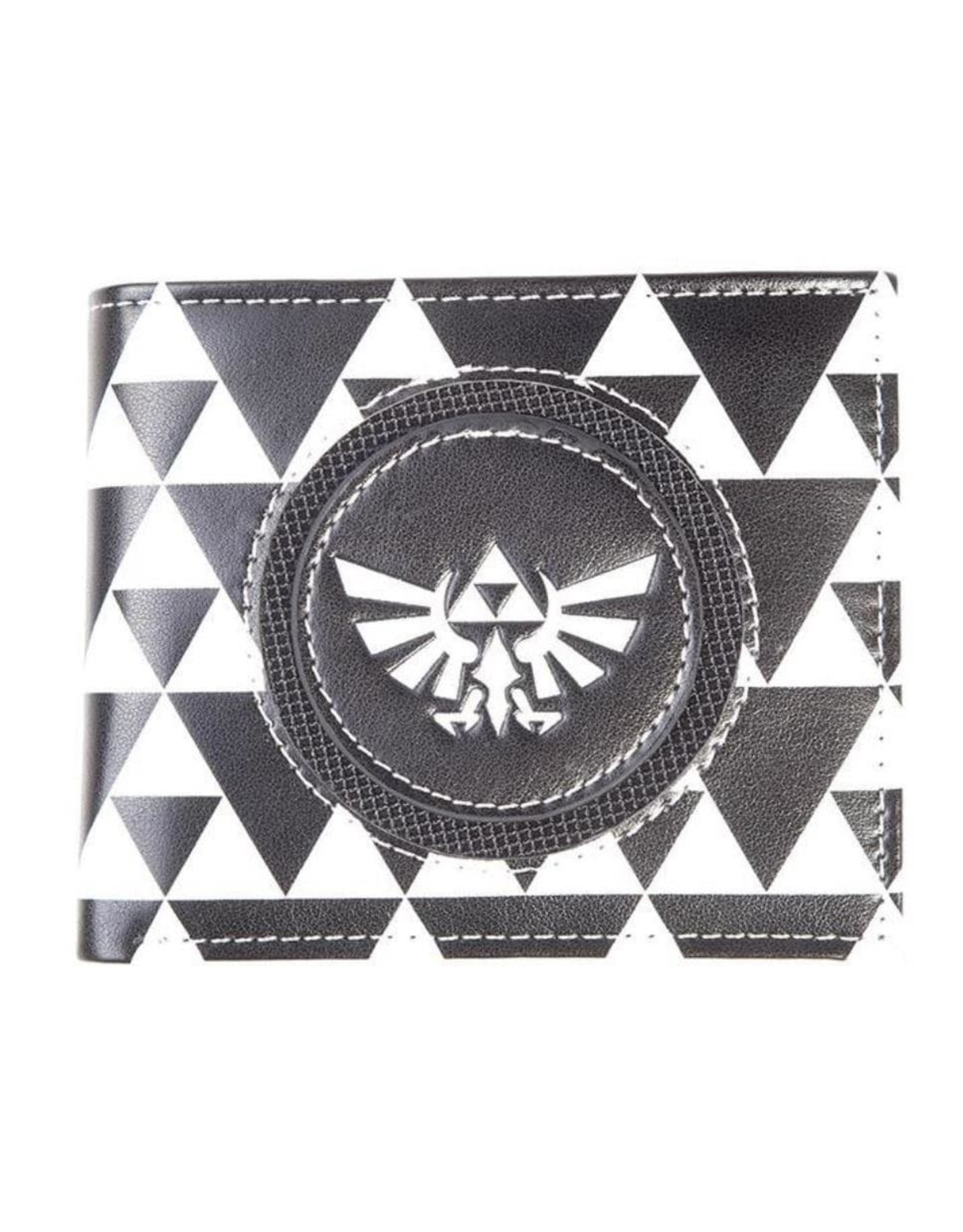 Nintendo Merchandise portemonnees - The Legend of Zelda Triforce portemonnee