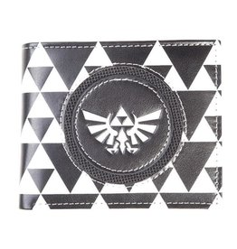Nintendo The Legend of Zelda triforce wallet