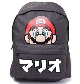Nintendo Nintendo Super Mario rugzak met japanse tekens