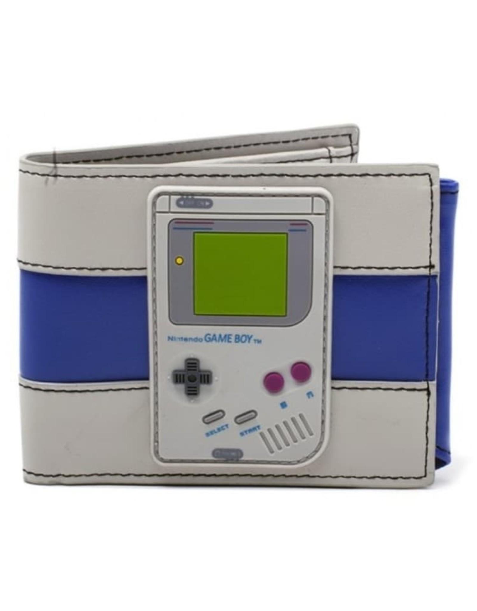 Nintendo Nintendo tassen - Nintendo Gameboy Rubber Badge portemonnee