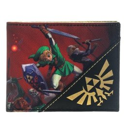 Zelda Legend of Zelda Ocarina of Time Wallet