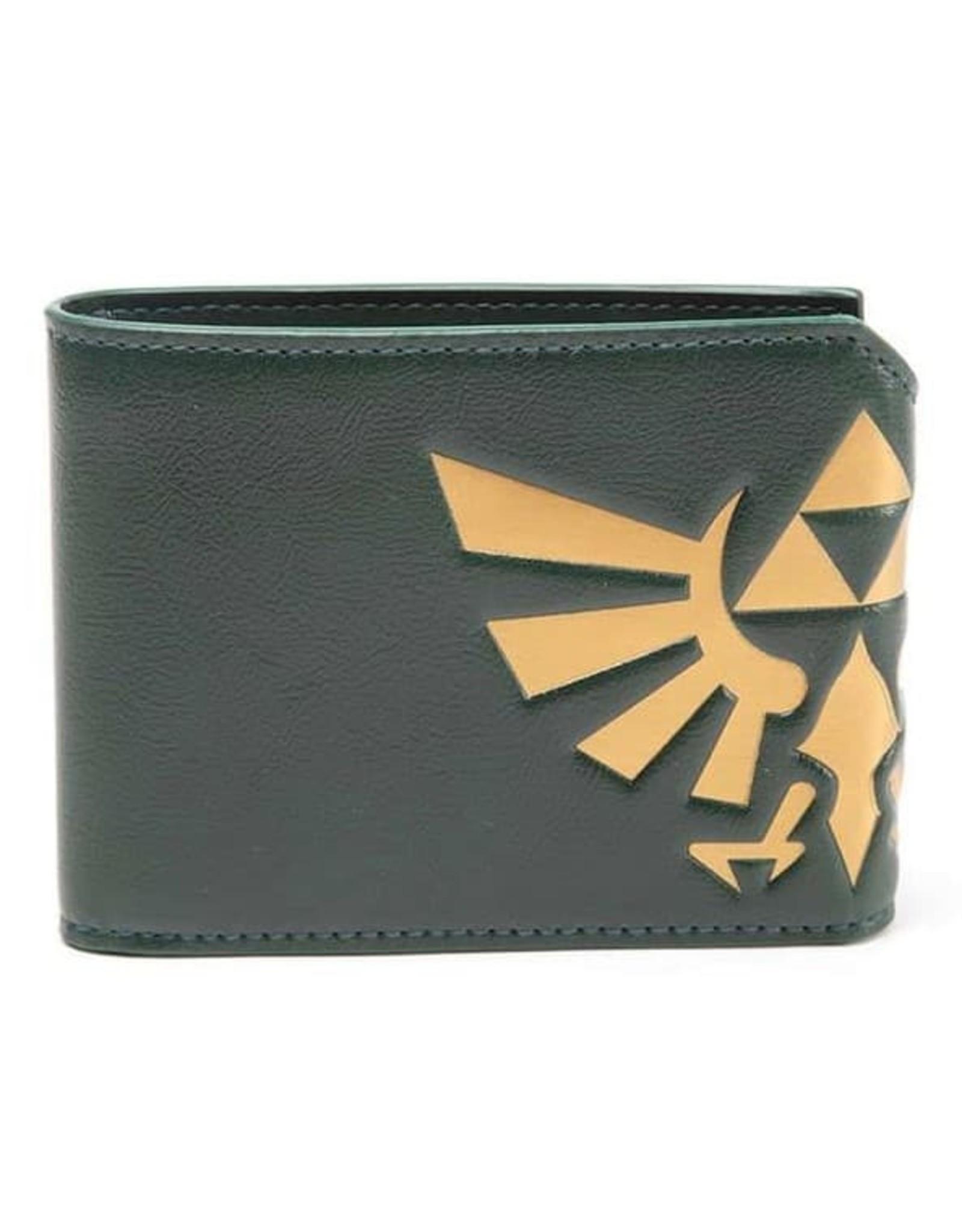 Zelda Merchandise tassen - Legend of Zelda Hyrule Crest Portemonnee