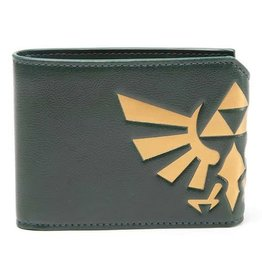 Zelda The Legend of Zelda Hyrule Crest Wallet