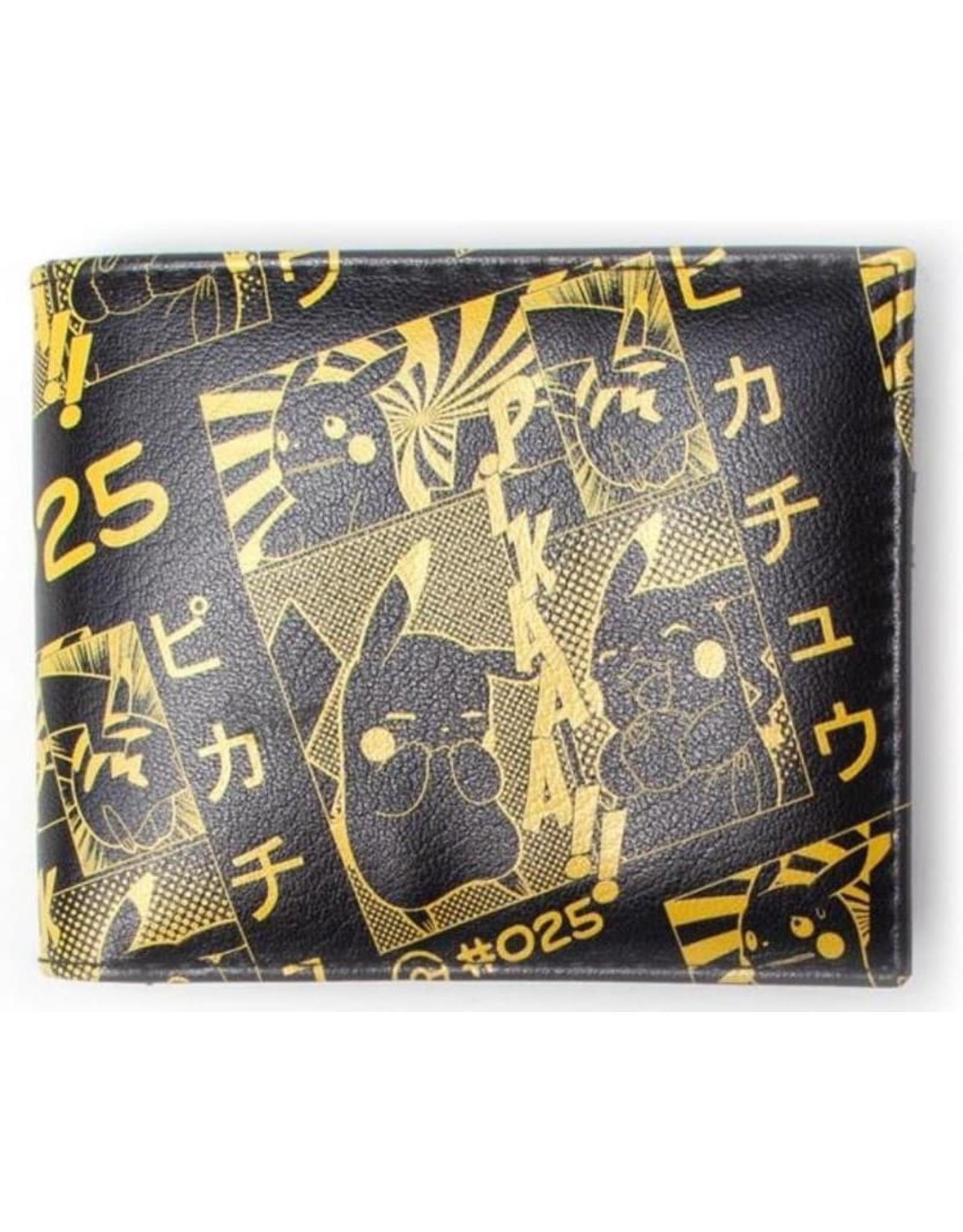 Pokemon Merchandise portemonnees - Pokemon Pikachu Manga portemonnee