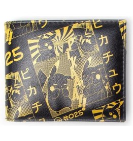 Pokemon Pokemon Pikachu Manga wallet