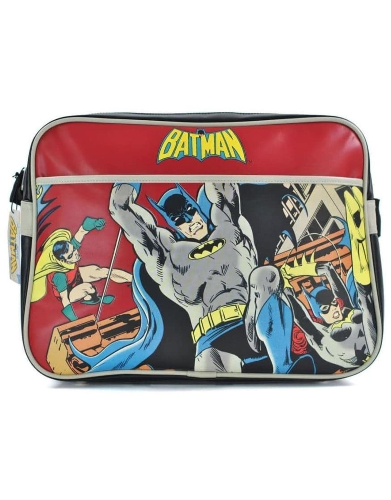 DC Comics Merchandise tassen - DC Comics Batman Comic Cover messenger tas