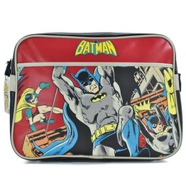 DC Comics DC Comics Batman Comic Cover messenger bag