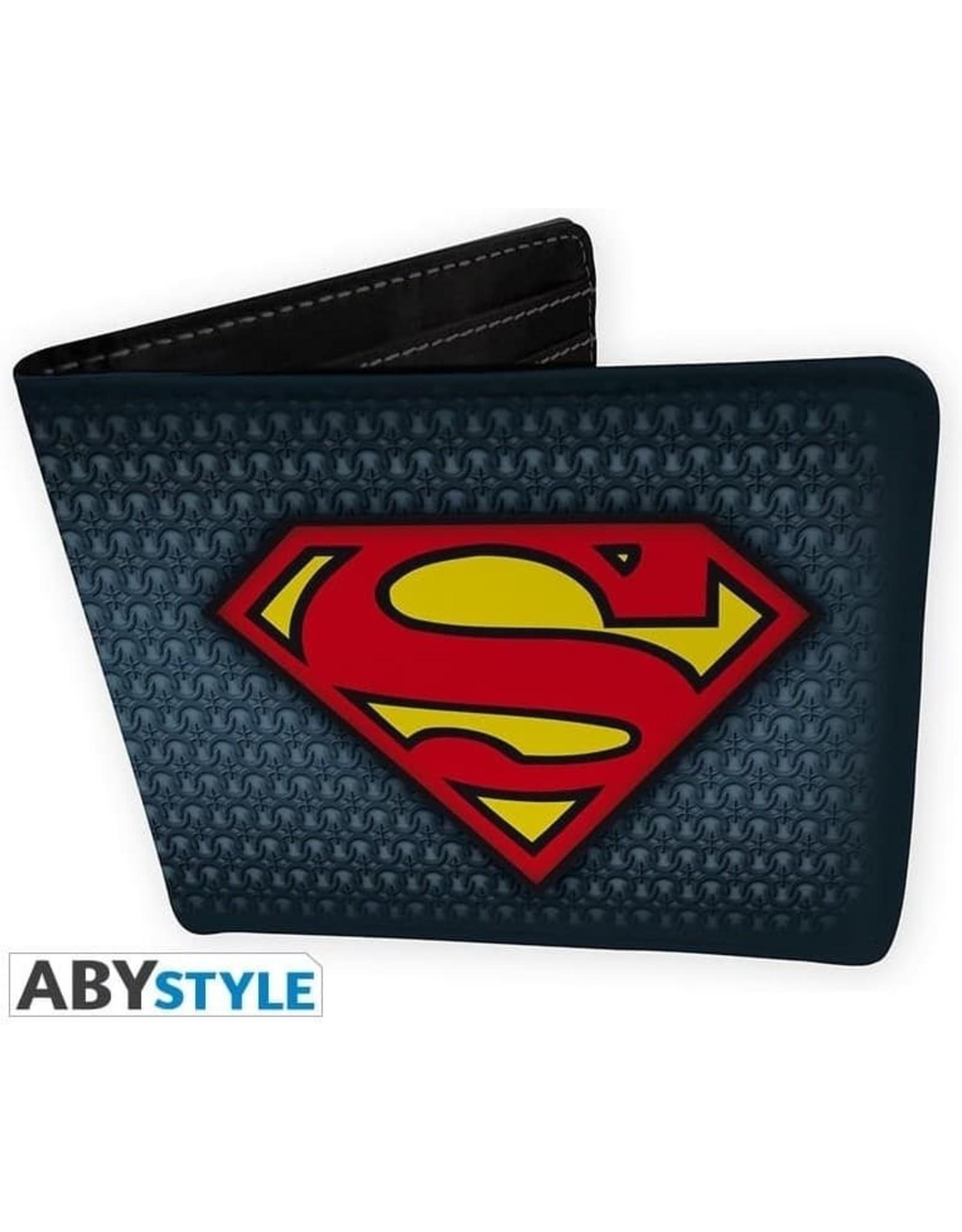 DC Comics Mechandise wallets - DC Comics Superman wallet