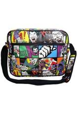 DC Comics Merchandise tassen - DC Comics The Joker Schoudertas