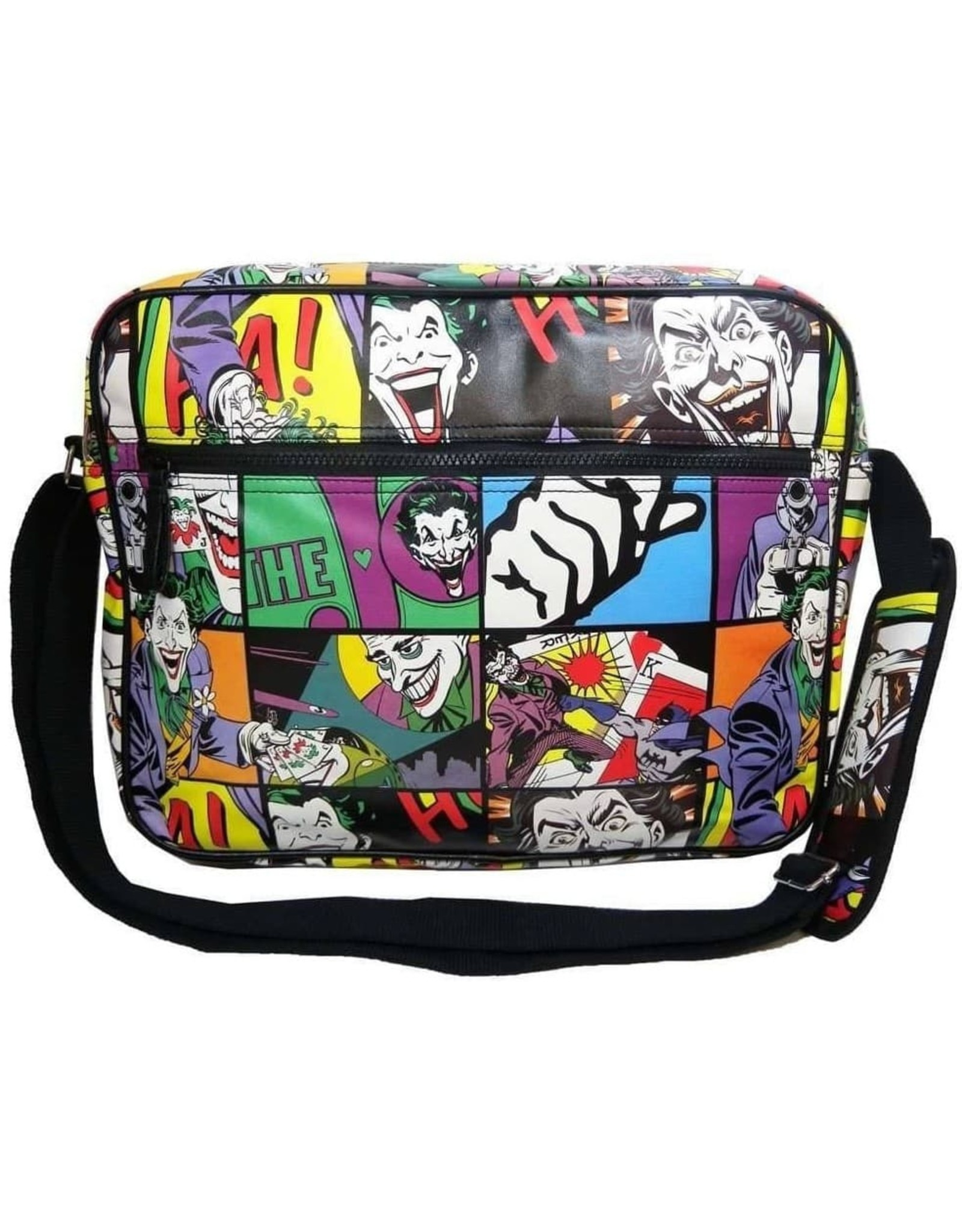 DC Comics Merchandise bags - DC Comics The Joker Messenger bag