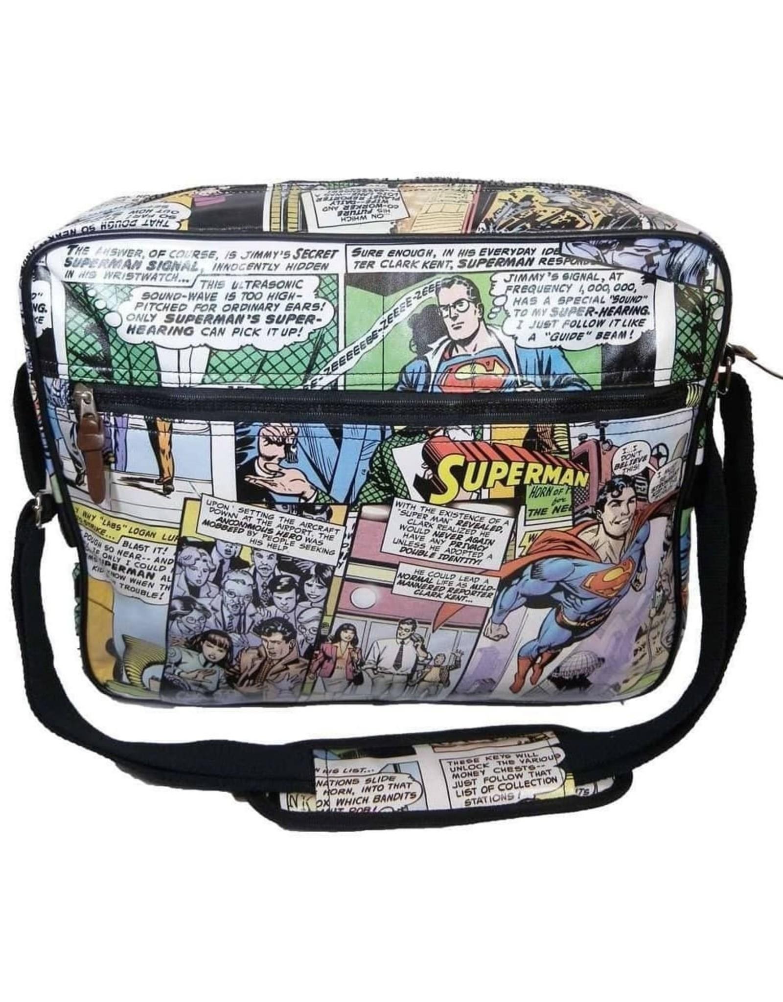 DC Comics Merchandise tassen - DC Comics Schoudertas Superman