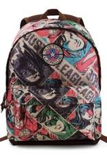 DC Comics Merchandise bags - DC Comics Justice League Backpack