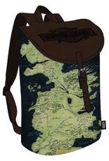 Game of Thrones Overige Merchandise rugzakken en heuptassen - Game of Thrones rugzak Westeros Map