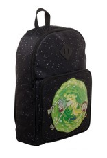 Bioworld Merchandise bags - Rick and Morty Portal backpack