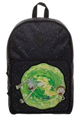 Merchandise tassen - Rick and Morty Portal rugzak