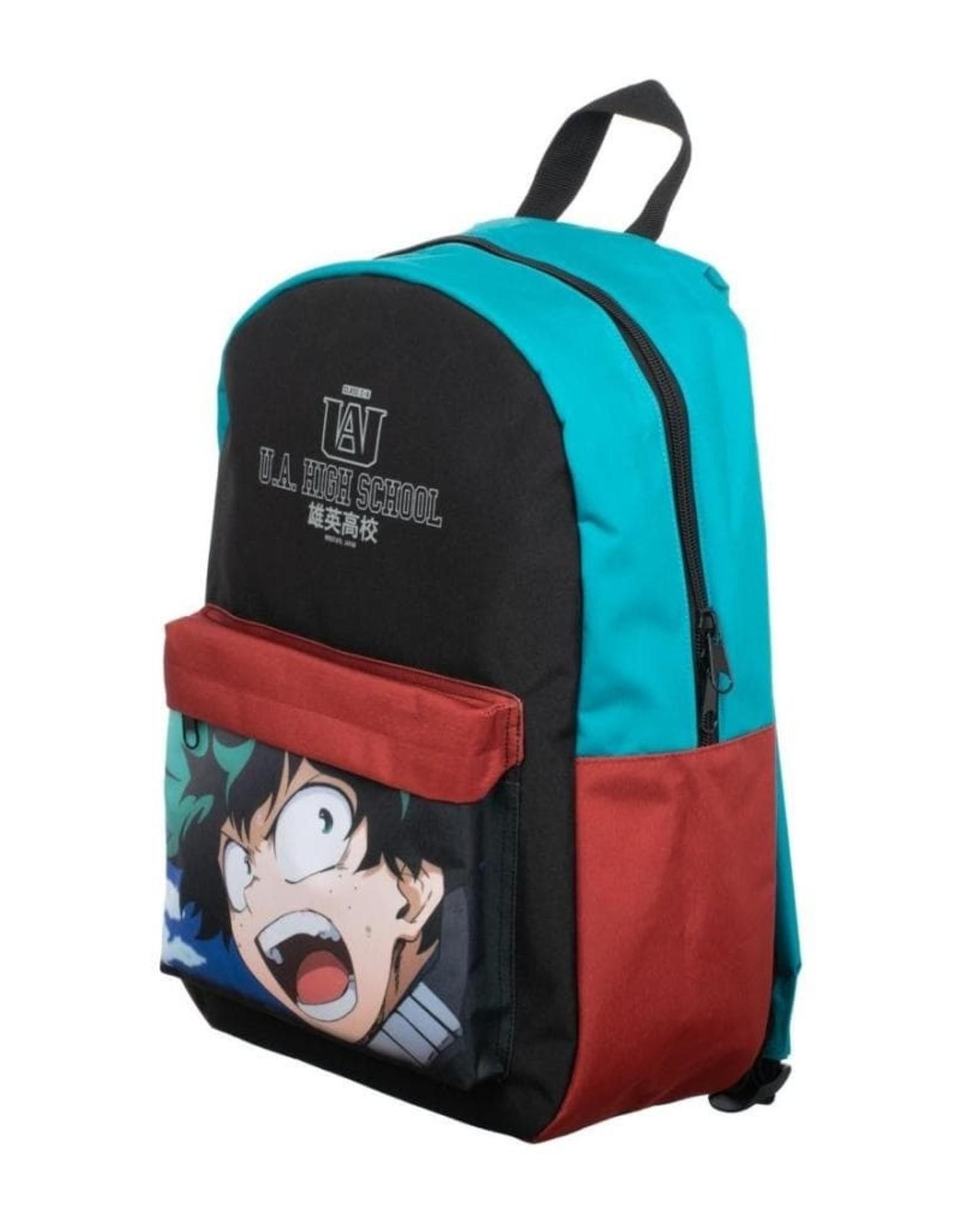 Bioworld Merchandise bags -  My Hero Academia U.A. High School backpack