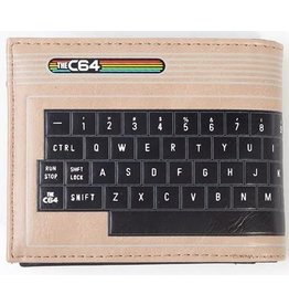 Commodore64 Commodore 64 keyboard wallet