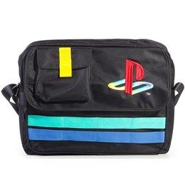 Playstation Playstation messenger tas met geborduurd logo
