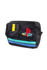 Playstation Merchandise tassen - Playstation messenger tas met geborduurd logo