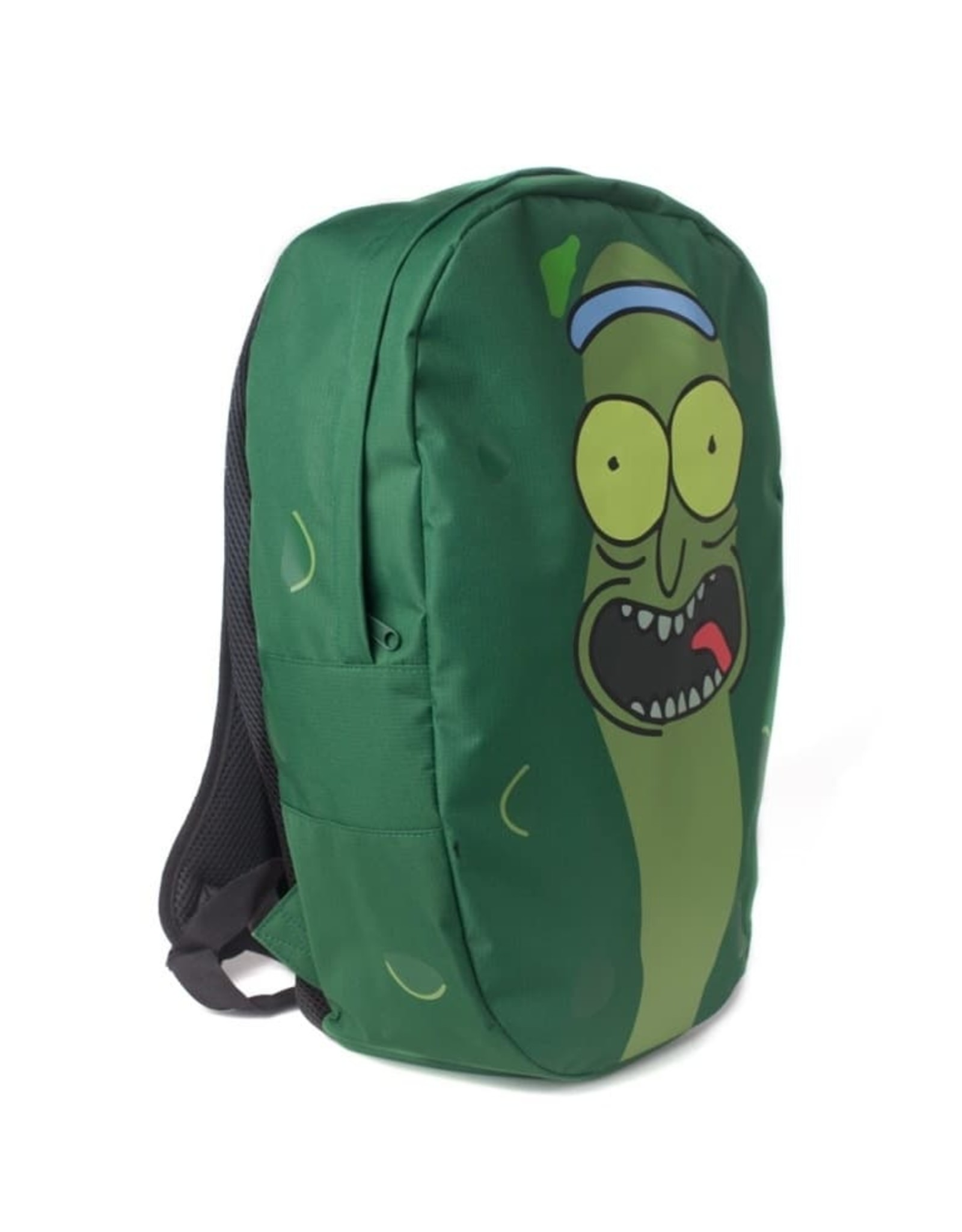 Rick and Morty Merchandise rugzakken - Rick and Morty Mr. Pickle rugzak